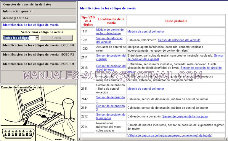 Manual De Servicio Volkswagen Fox 2005 2006 2007
