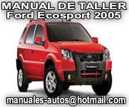 Ecosport 2004 2005 2006 y 2007 – Manual De Taller y reparacion repair7