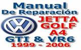 Manual De Mecanica y Taller Volkswagen Jetta y Golf A4 1999-2000 Gti Vr6