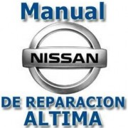 Manual De Reparacion Nissan Altima 2002
