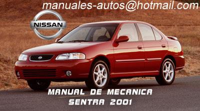 Manual De Reparacion Sentra 2001
