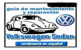 Manual Volkswagen Vocho Sedan 70 80 90´s y 2003