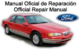Manual Mecanico Ford Cougar 2000-2003