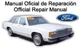 Manual De Mecanica y Reparacion Ford Grand Marquis 1992 1993 1994 1995 1996