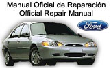 Manual Reparación Servicio Ford Escort 1996 1997 1998 1999