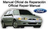 Ford Escort 2000-2002 Manual Reparación y Servicio
