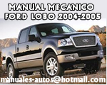 Manual De Mantenimiento y Servicio Ford Lobo 2004 2005