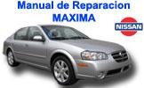 2006 Nissan Máxima – Manual De Servicio y Taller