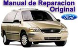Manual de Reparacion Ford Windstar 1998 1999 2000