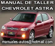 Manual De Reparacion Chevrolet Astra