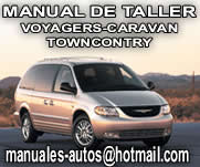 Manual Reparacion voyager-town 2002 2008