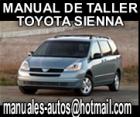 Manual de Reparacion Toyota Sienna 2004, 2005, 2006, 2007