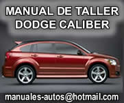 Manual de Taller y Reparacion Dodge Caliber 2007