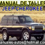manual de reparacion Jeep Cherokee