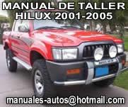 Manual De Reparacion Hilux 2003 2004 2005