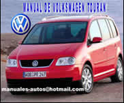 VW Touran 2003 2004 – Manual De Reparacion y Taller