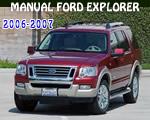 Manual De Taller Mecanica Ford Explorer 2006 2007 border=