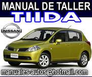 Manual De Reparación Taller Nissan Tiida 2006 2007 2008 2009