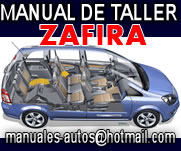 Manual De Reparación Chevrolet Zafira