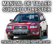 Manual De Reparacion Subaru Forester 2004 2005