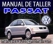 Volkswagen Passat Manual de Reparacion 1996 1997 1998 1999 2000