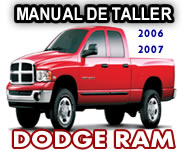 Manual De Reparacion y Taller Dodge Ram 2006, 2007