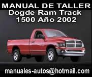 2002 Ram Truck 1500 – Manual De Reparacion Dogde