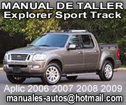 Ford Explorer Sport Track 2007 2008 – Manual De Taller