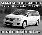 Ford Aerostar 1997 1998 1999 – Manual De Reparacion y taller