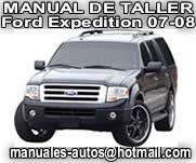 Ford Expedition 2007 2008 – Manual De Reparacion y Taller