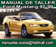 Ford Mustang 1997 1998 1999 – Manual De Reparacion y Taller