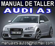 Manual De Reparacion Audi A3 2003 2004 2006 2007