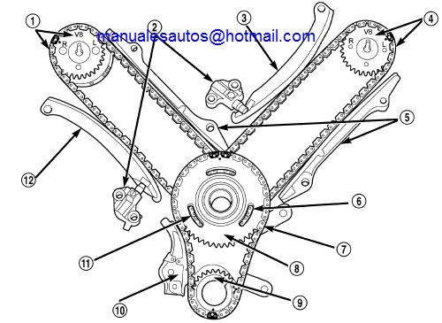 Grand Cherokee 2010 - Manual De Reparacion Mecanica De Partes