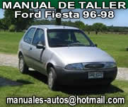 Manual De Mecanica Ford Fiesta 1996 1997 y 1998
