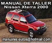 Xterra 2000 – Manual De Taller y Reparacion