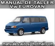 Volkswagen Eurovan 2000 2002 – Manual Reparacion y Mecanica – Repair7