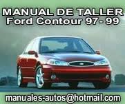 Ford Contour 1997 1998 1999 – Manual De Taller y reparacion