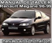 Renault Megane 1996 al 1999 – Manual de Reparacion y Servicio
