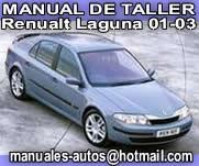 Renault Laguna 2001 2002 -Manual De Reparacion y taller