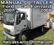 Ford Low Cab Fonvard 2007 2008 – Manual De Reparacion y Servicio