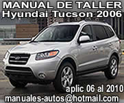 Hyundai Tucson 2006 2010 Manual de Reparacion y Diagramas