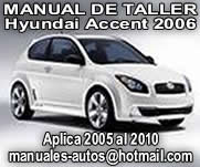 2006 Hyundai Accent – Owners Manual