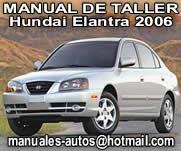 Hyundai Elantra 2006 – Manual De Reparacion Taller