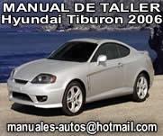 2006 Hyundai Tiburon – Manual De Reparacion y Servicio