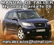 2006 Hyundai Santa Fe – Manual de Reparación y Eléctrico