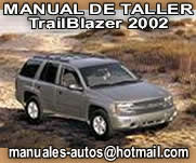 2002 Chevrolet TrailBlazer – Manual De Reparacion y Diagnostico