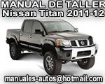 Nissan Titan 2011 2012 – Manual De Reparación y Servicio