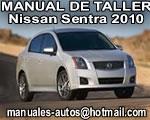 Sentra Nissan 2010 Manual De Servicio y Reparación