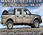 Ford Ranger 98 99 00 01- Manual de Reparacion y Servicio – Argentina