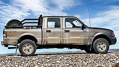 Ford Ranger 98 99 00 01- Manual de Reparacion y Servicio - Argentina